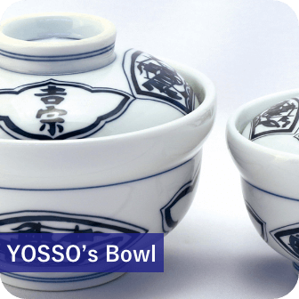 YOSSO's bowl
