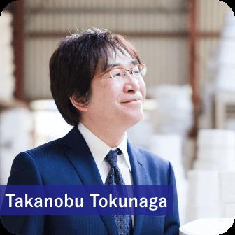 Takanobu Tokunaga